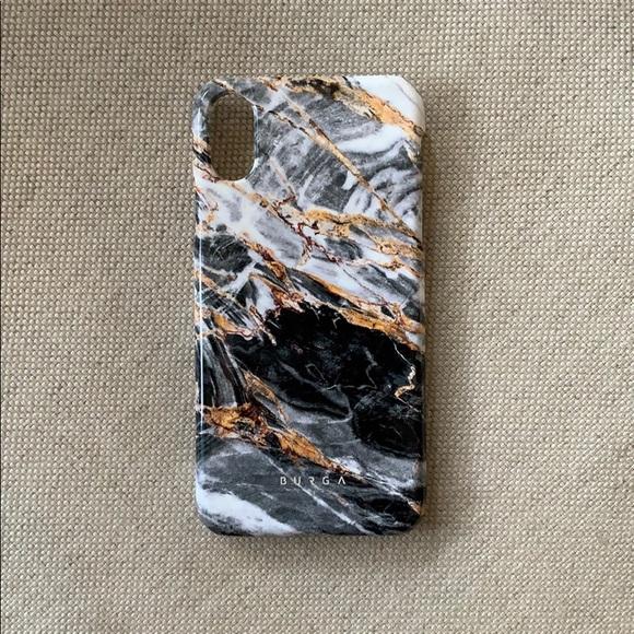 burga case iphone xs